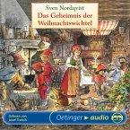 Das Geheimnis der Weihnachtswichtel (MP3-Download)
