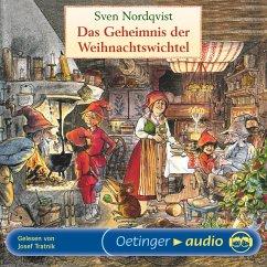 Das Geheimnis der Weihnachtswichtel (MP3-Download) - Nordqvist, Sven