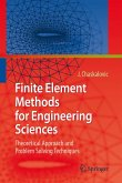 Finite Element Methods for Engineering Sciences (eBook, PDF)