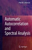 Automatic Autocorrelation and Spectral Analysis (eBook, PDF)