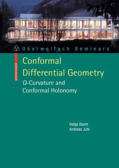 Conformal Differential Geometry (eBook, PDF) - Baum, Helga; Juhl, Andreas