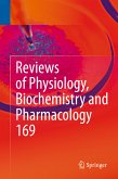 Reviews of Physiology, Biochemistry and Pharmacology Vol. 169 (eBook, PDF)