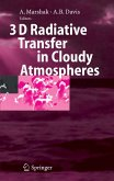 3D Radiative Transfer in Cloudy Atmospheres (eBook, PDF)