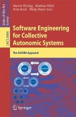 Software Engineering for Collective Autonomic Systems (eBook, PDF)