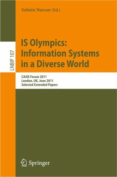 IS Olympics: Information Systems in a Diverse World (eBook, PDF)
