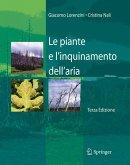 Le piante e l'inquinamento dell'aria (eBook, PDF)
