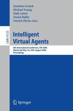 Intelligent Virtual Agents (eBook, PDF)