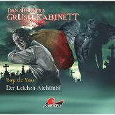 Dan Shockers Gruselkabinett, Der Leichen-Alchimist (MP3-Download)