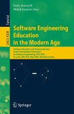 Software Engineering Education in the Modern Age (eBook, PDF)