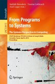 From Programs to Systems - The Systems Perspective in Computing (eBook, PDF)