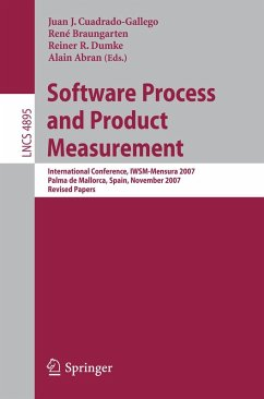 Software Process and Product Measurement (eBook, PDF)