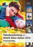 Videobearbeitung mit MAGIX Video deluxe 2016 (eBook, PDF)