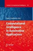 Computational Intelligence in Automotive Applications (eBook, PDF)