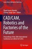 CADCAM, Robotics and Factories of the Future