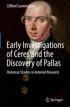 Early Investigations of Ceres and the Discovery of Pallas - Cunningham, Clifford J.