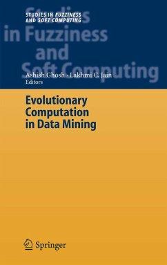 Evolutionary Computation in Data Mining (eBook, PDF)