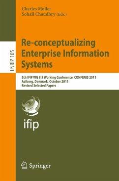 Re-conceptualizing Enterprise Information Systems (eBook, PDF)