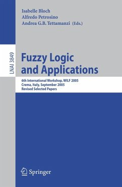 Fuzzy Logic and Applications (eBook, PDF)
