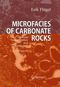 Microfacies of Carbonate Rocks (eBook, PDF) - Flügel, Erik