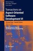 Transactions on Aspect-Oriented Software Development VI (eBook, PDF)