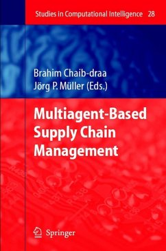 Multiagent based Supply Chain Management (eBook, PDF)