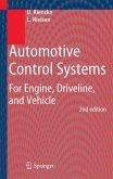 Automotive Control Systems (eBook, PDF)