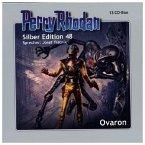 Perry Rhodan Silber Edition- Ovaron, 12 Audio-CDs