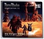 Die ewigen Diener / Perry Rhodan Silberedition Bd.133 (2 MP3-CDs)
