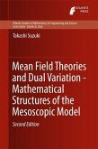 Mean Field Theories and Dual Variation - Mathematical Structures of the Mesoscopic Model (eBook, PDF)