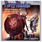 Die Cappins / Perry Rhodan Silberedition Bd.47 (Audio-CD)