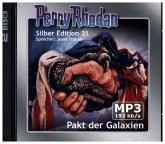 Pakt der Galaxien / Perry Rhodan Silberedition Bd.31 (2 MP3-CDs)