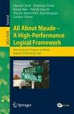 All About Maude - A High-Performance Logical Framework (eBook, PDF)