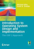 Introduction to Operating System Design and Implementation (eBook, PDF)