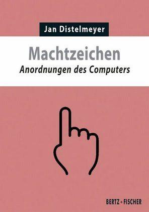 Machtzeichen - Distelmeyer, Jan