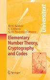Elementary Number Theory, Cryptography and Codes (eBook, PDF)