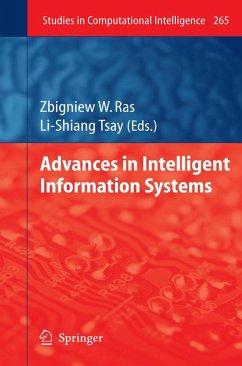 Advances in Intelligent Information Systems (eBook, PDF)