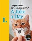 Langenscheidt Sprachkalender 2017 A Joke a Day Abreißkalender