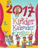 Langenscheidt Kinderkalender Englisch 2017 - Abreißkalender