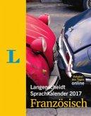 Langenscheidt Sprachkalender 2017 Französisch Abreißkalender