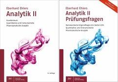 Analytik II - Kurzlehrbuch und Prüfungsfragen - Ehlers, Eberhard