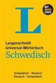 Langenscheidt Universal-Wörterbuch Schwedisch