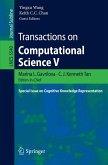 Transactions on Computational Science V (eBook, PDF)