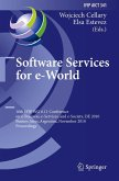 Software Services for e-World (eBook, PDF)
