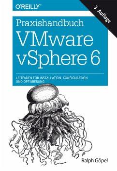 Praxishandbuch VMware vSphere 6 (eBook, ePUB)