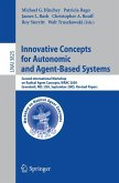 Innovative Concepts for Autonomic and Agent-Based Systems (eBook, PDF)