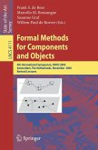 Formal Methods for Components and Objects (eBook, PDF)