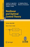 Nonlinear and Optimal Control Theory (eBook, PDF)