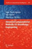 Advanced Computational Methods for Knowledge Engineering (eBook, PDF)
