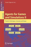 Agents for Games and Simulations II (eBook, PDF)