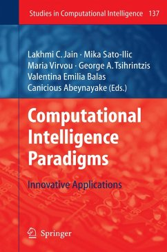 Computational Intelligence Paradigms (eBook, PDF)